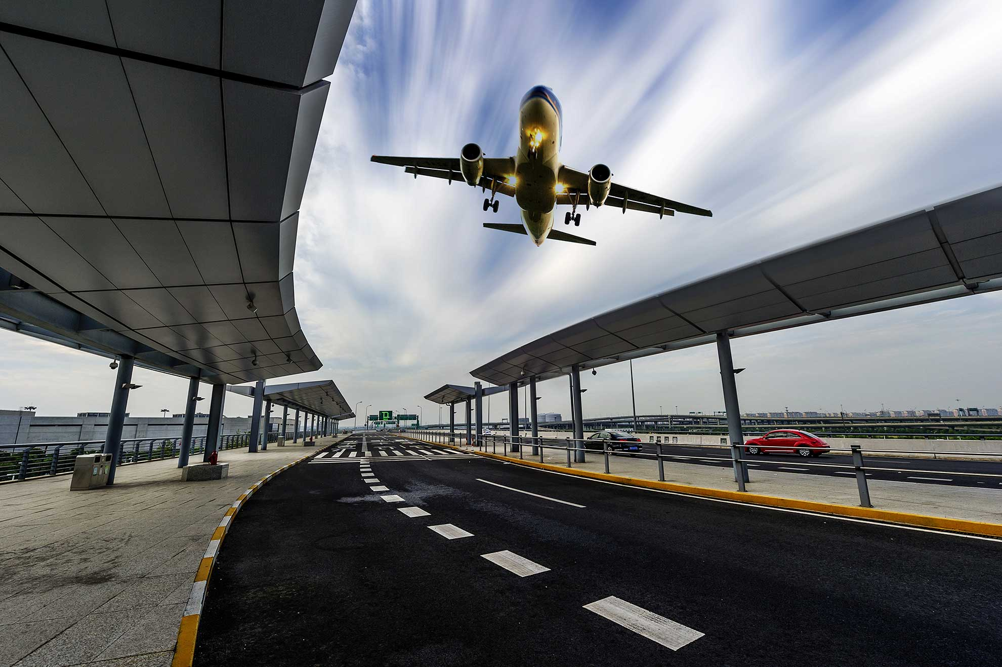 aéroport taxi
